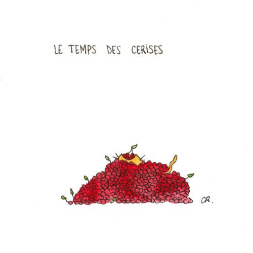 052 Le temps des cerises