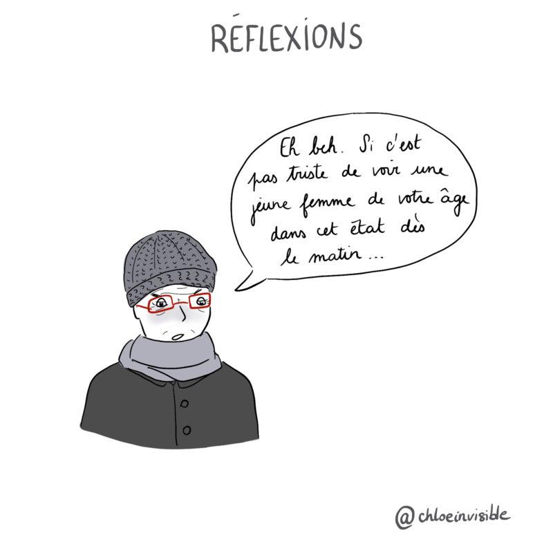 Réflexion - SEP